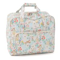 Sewing Machine Bag - Sewing Bee Pattern 20x43x37cm