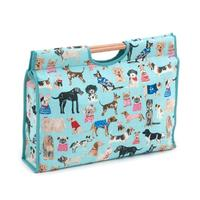 Hobby Gift 'Dogs in Jumpers' Shoulder Bag 11 x 30 x 42cm